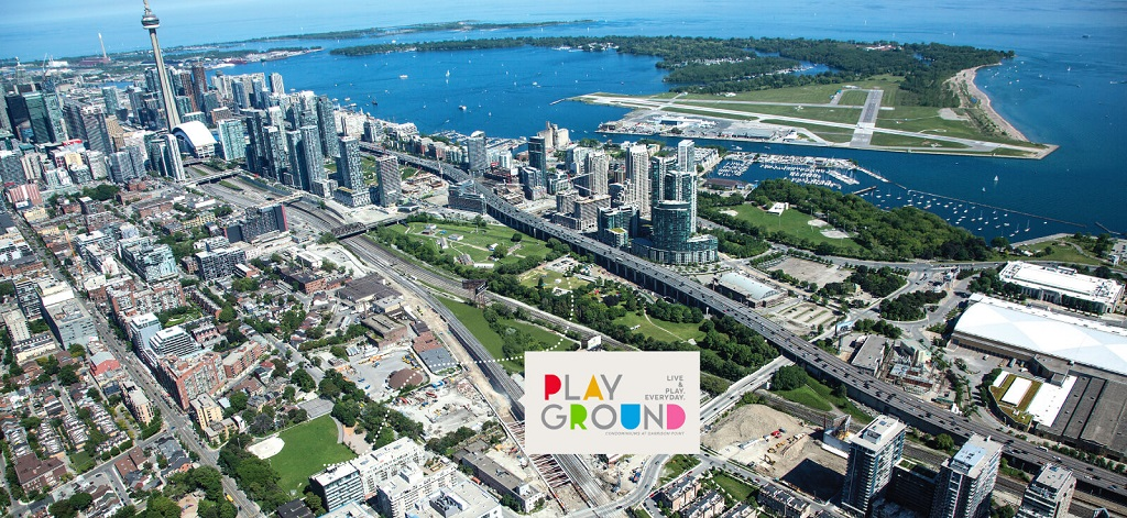 Playground Condos Site Location Mao